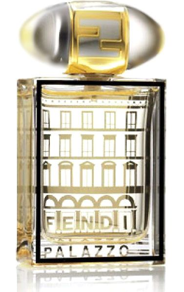 Fendi Palazzo Golden Glamour Perfume Eau De Toilette Perfume