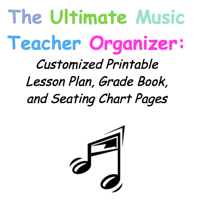 Printable Lesson Plans, Grade Book Pages, and Seating Charts for ...