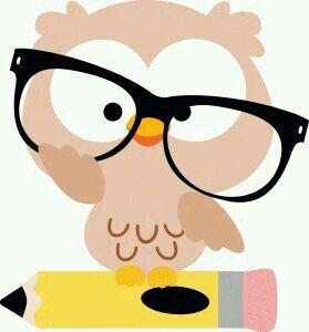coruja culos imprimibles de colores pinterest owl clip art rh pinterest com Teacher Owl Clip Art owl school clipart free