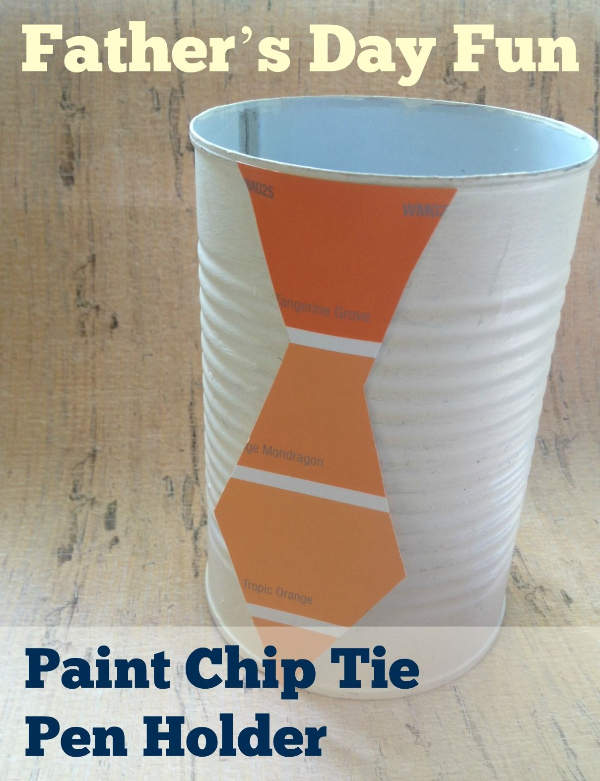 Easy Craft Ideas For Kids For Father Day Part - 40: Looking For A Fun And Easy Homemade Fatheru0027s Day Craft Gift You Can Make  With The