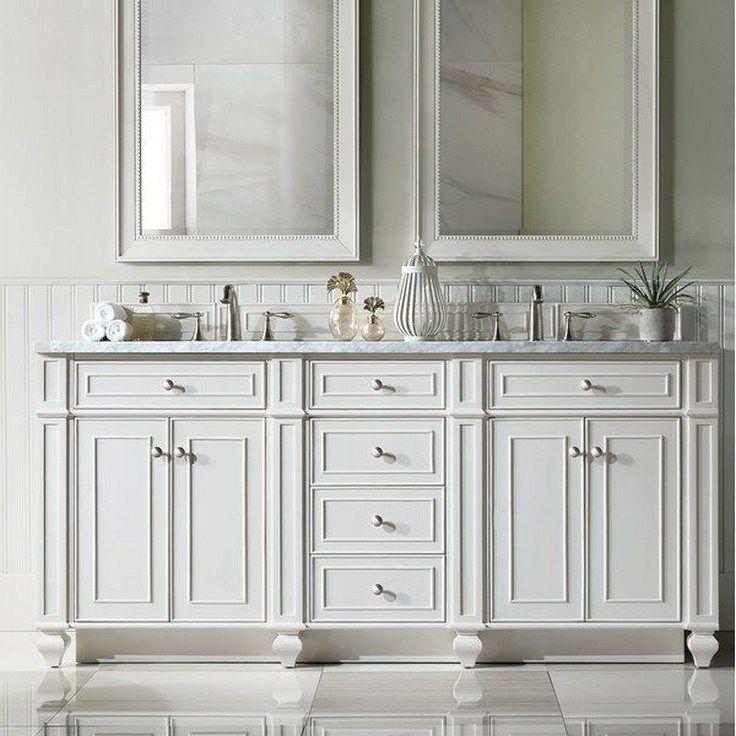 50 luxury modern farmhouse bathroom remodel ideas page