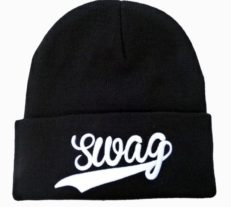 Cheap Online Swag Beanie hat wool winter warm knitted caps and hats for man  and women hip hop Skullies cool Beanies wholesale ee1346b54dc