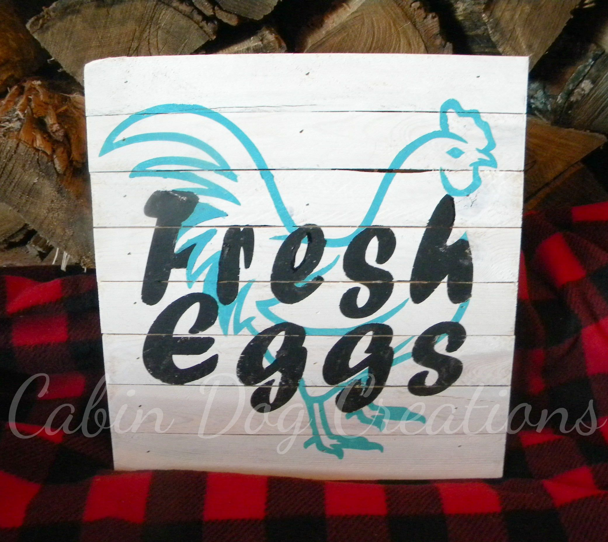 Fresh Eggs Farmhouse Sign, Country Sign, Rustic Sign, Chicken Sign ...
