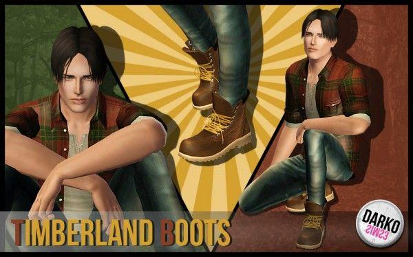 Timberland Boots by Darko