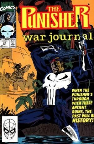PUNISHER: WAR JOURNAL #23 -