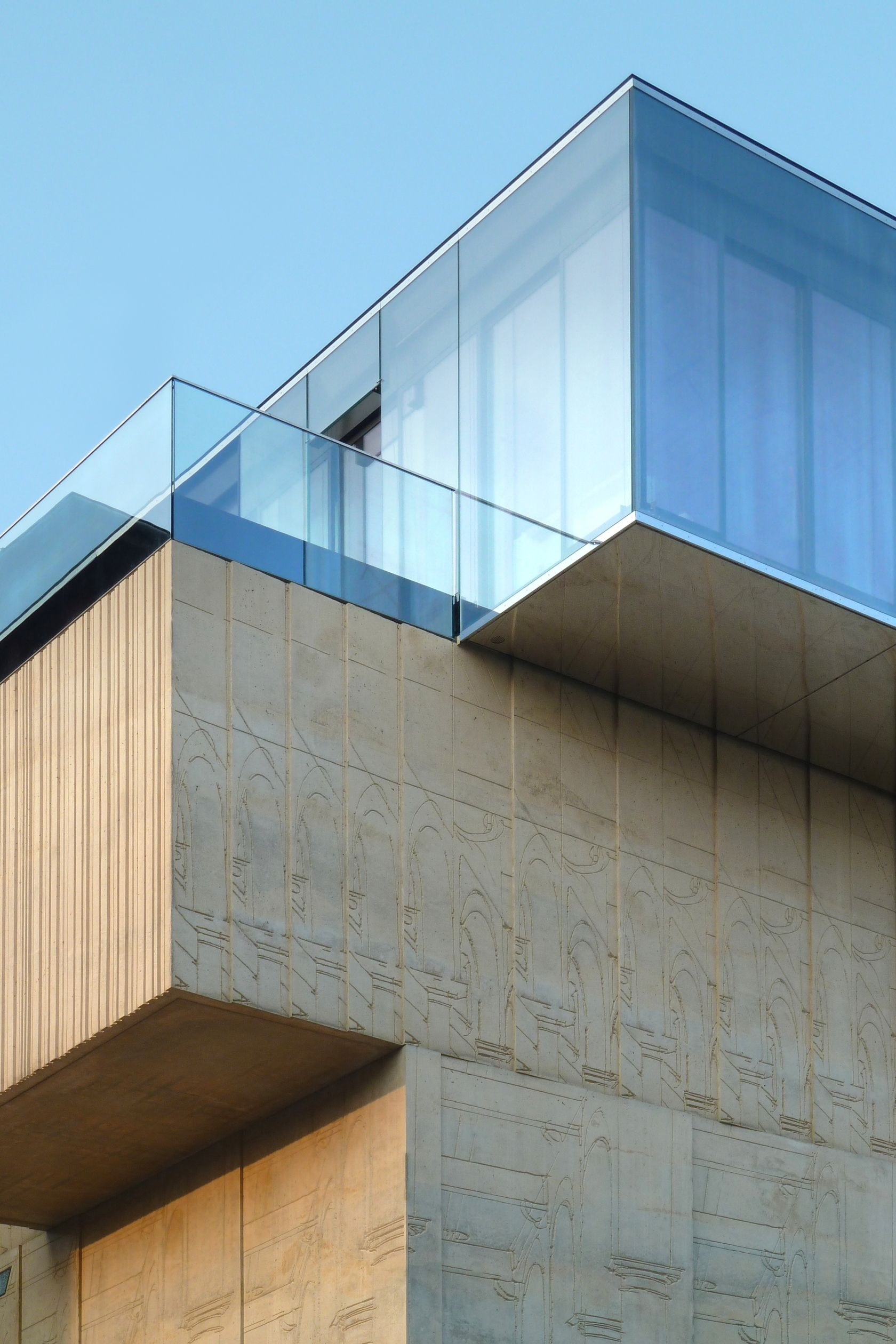 museum for architectural drawing completed in berlin explore