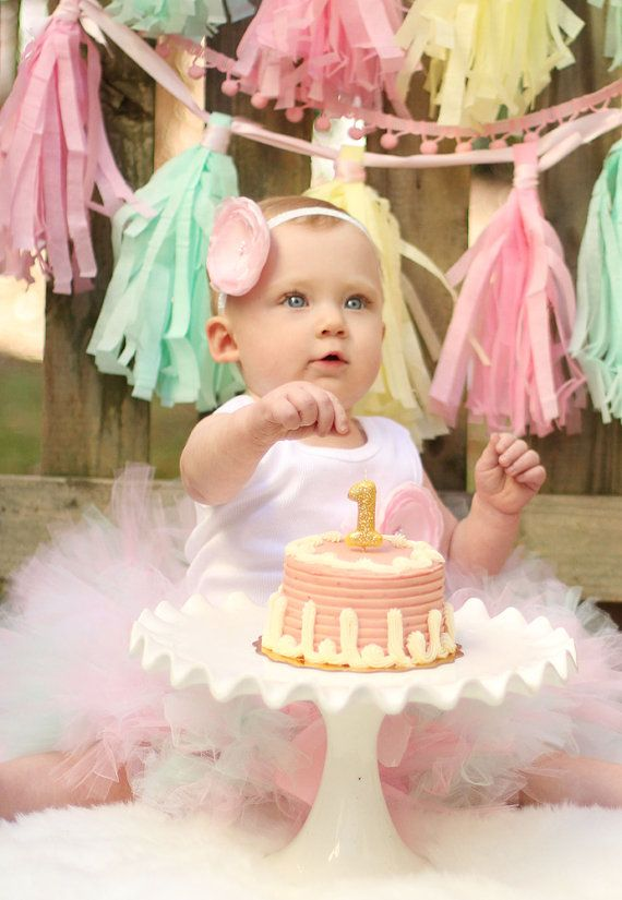 d67a966b5 Adorable Baby Girl Cake Smash Tutu Dress 1st by StrawberrieRose, $79.95