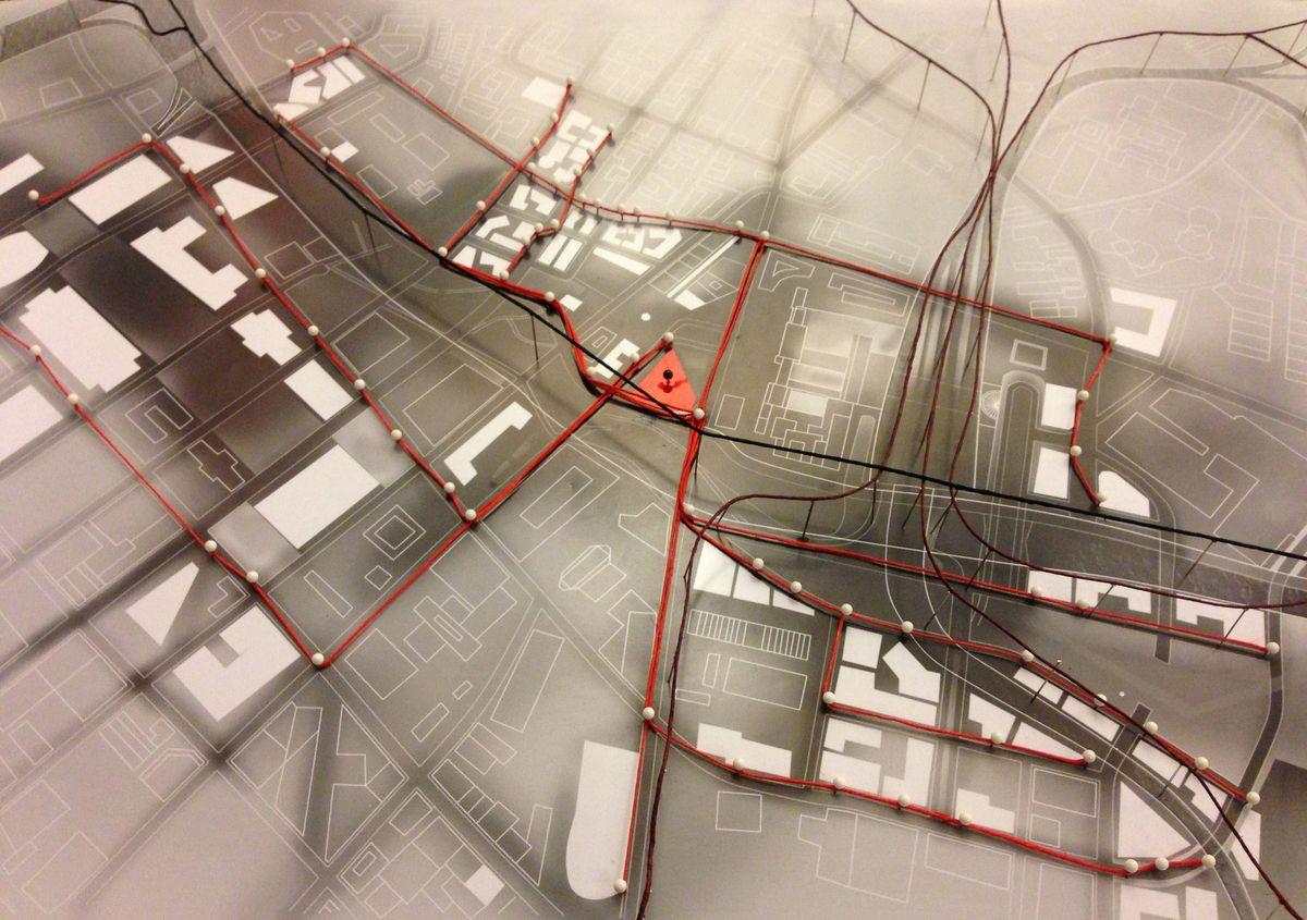 Deconstruction Architecture Diagrams Density diagram model ...