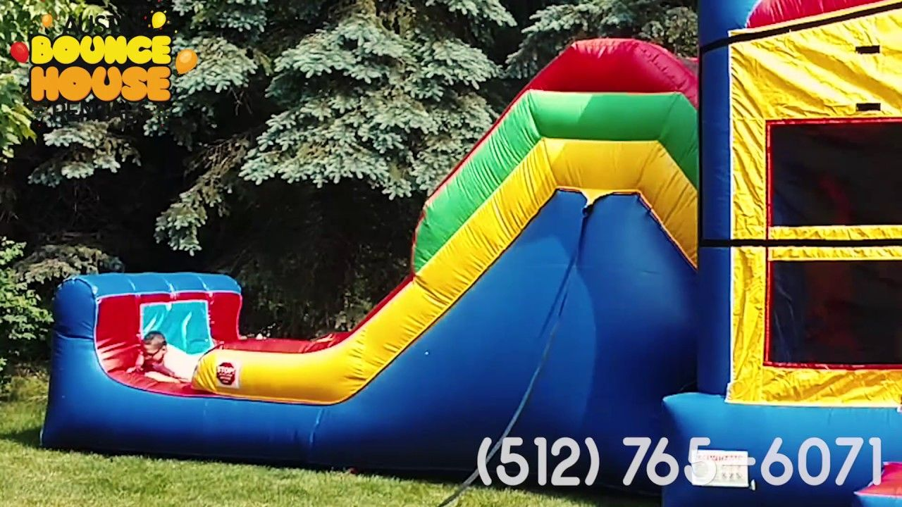bounce house for rent in ct