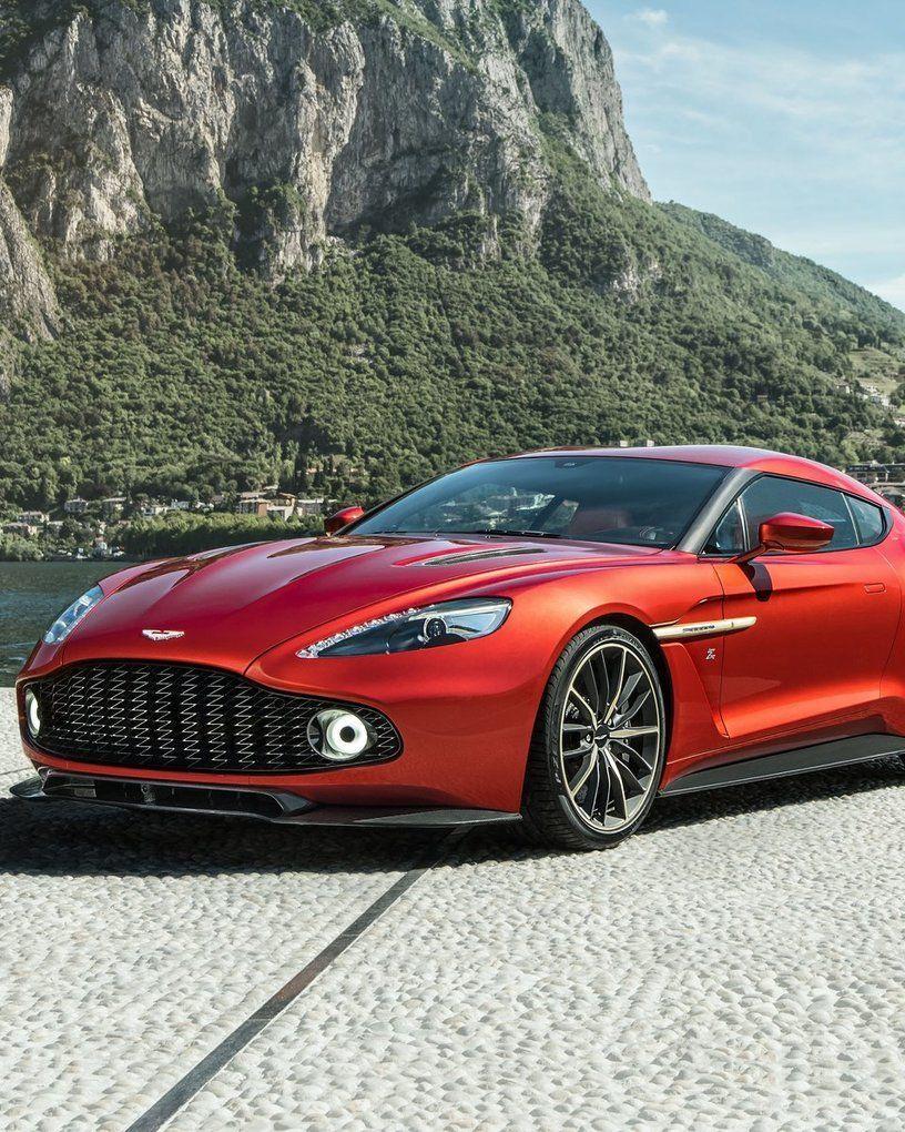 Car 2017 Aston Martin Vanquish Zagato Aston Martin Vanquish