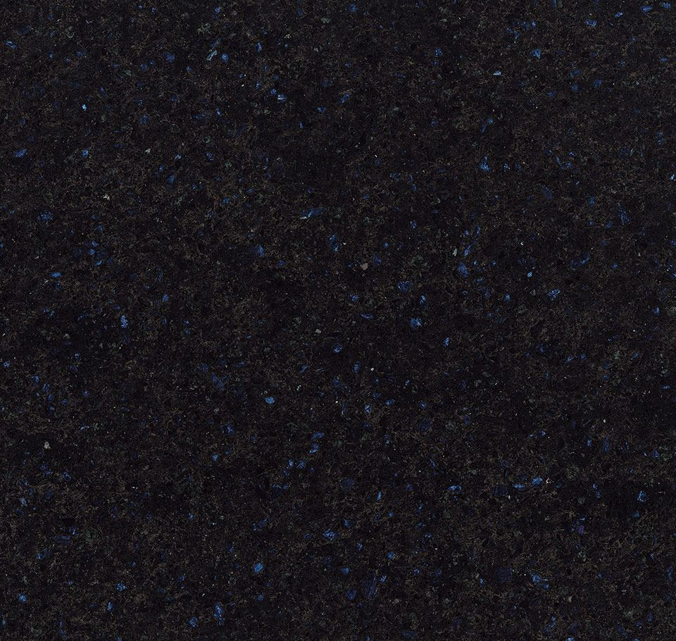 Cambria clyde kitchen and bathroom countertop color - Cambria Countertop In Charston Color Black With Specks Of Blue And Copper Veins