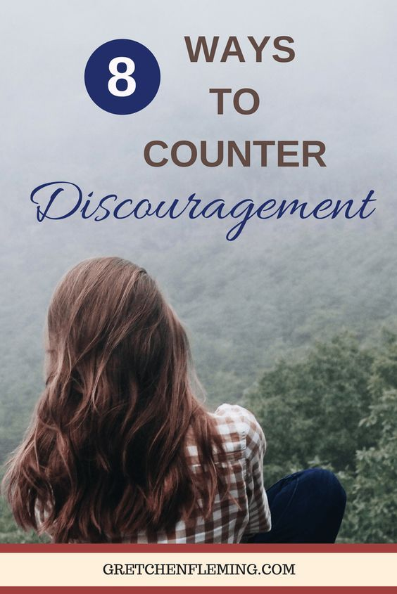 We all know those moments.....when the swell of discouragement comes crashing in. Grave news. Much disappointment. Loads of grief. It can be debilitating. Waves of emotions roll in one right after another, leaving us feeling like we are drowning in negativity. What can we do when this happens? Here are 8 ways to counter discouragement when it comes crashing into our lives.