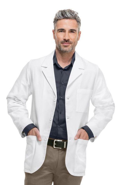 Cherokee 1389ab-whtd bata de laboratorio - uniformes medicos | Cosas ...