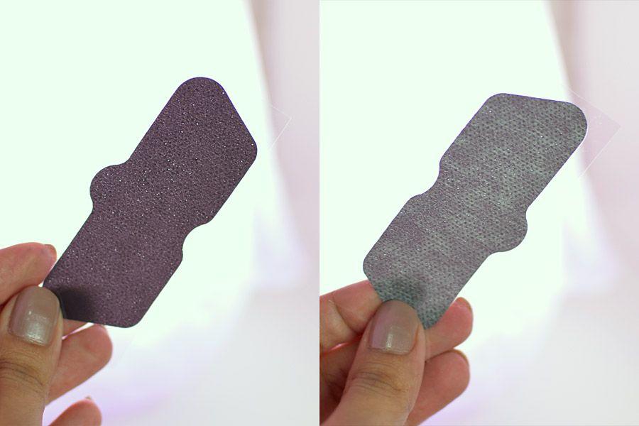 Ricca Faixa Preta Contra Os Cravos Adesivo Para Remocao De Cravos