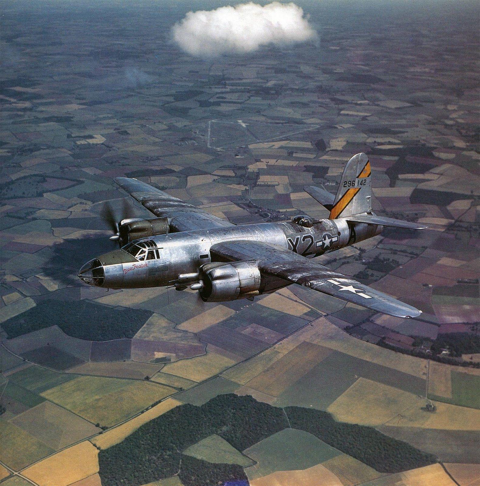 Martin B-26B and JM-1 Marauder (Part-IV)