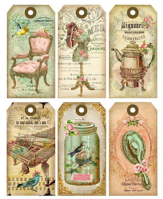 Imagenes Para Imprimir Free Printables Vintage Tags Vintage Printables Vintage Labels