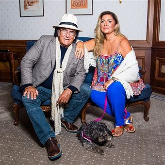 Al Bano Romina Power Photo Session In 2019 American Singers