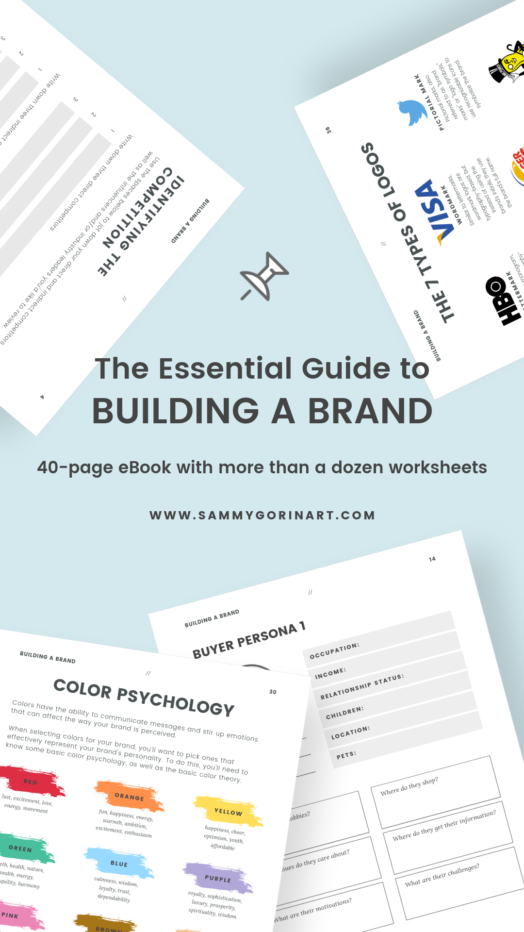 Ebook The Essential Guide To Building A Brand