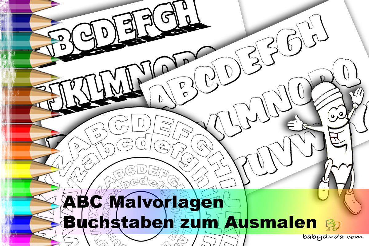 buchstaben ausmalen alphabet malvorlagen az  alphabet