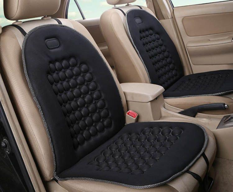 Car Massage Seat Cushion Cover Pad Auto Supplies For Honda Legend Life MDX NSX Partner Pilot