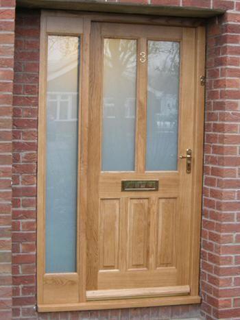 Glazed Door Panels 4 Panel Clear Pine 2 Light Glazed Door