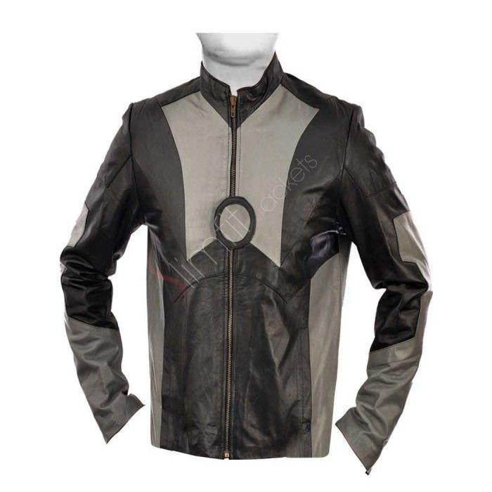 Ironman 2 Tony Stark Leather Jacket Jackets Leather Jacket Iron Man