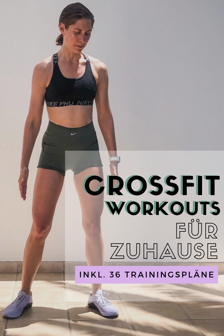 Photo of CrossFit WOD for at home – 18 Crossfit exercises without equipment
