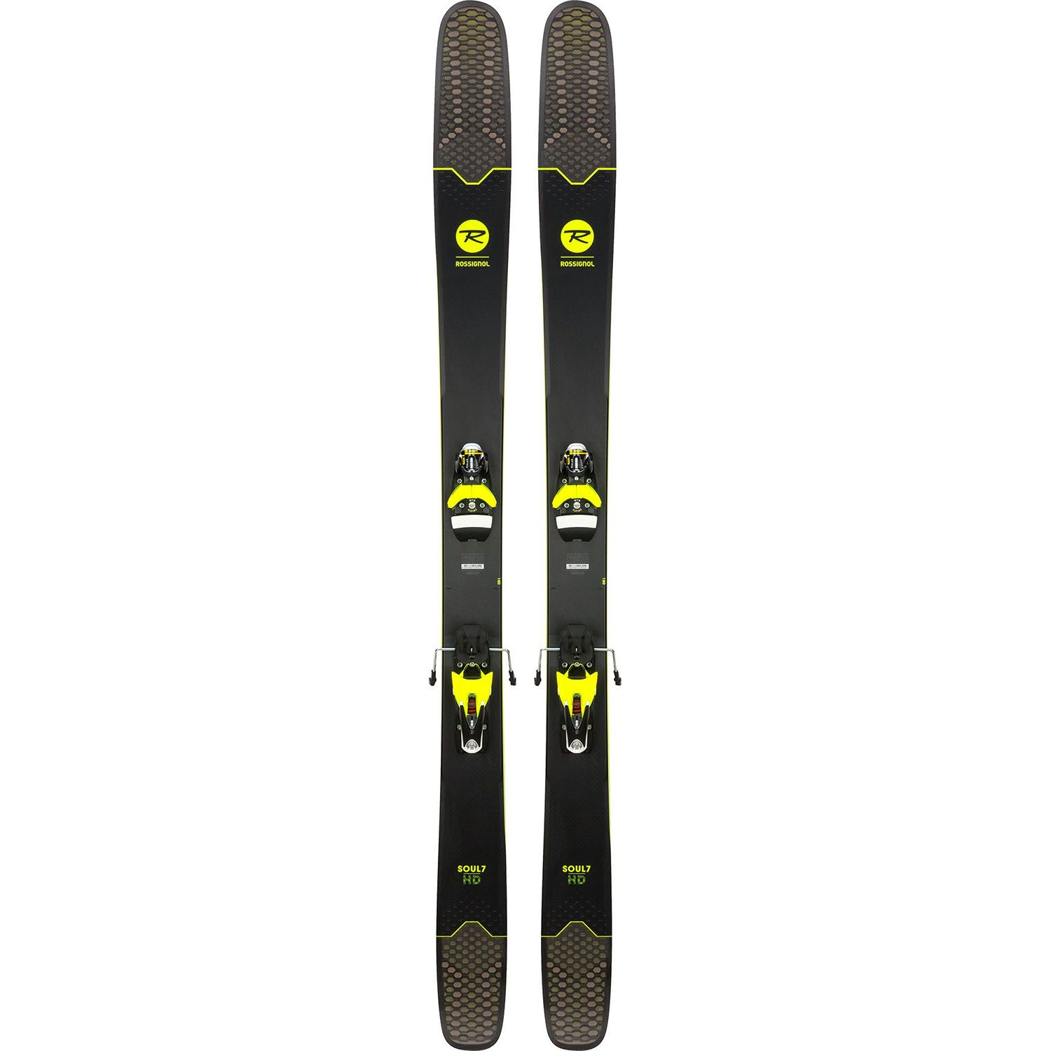 The Perfect Blend Of Easy Riding And Freeride Performance These Versatile Skis From Rossignol Are Sure To Become An Essential Black Crow Skiing Outdoor Store