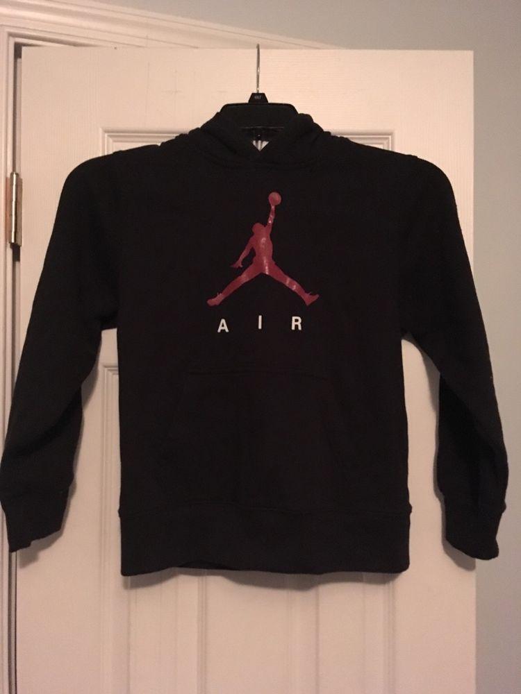 0b455319af1874 Youth Medium (10-12) Black Air Jordan Hoodie 1  fashion  clothing  shoes   accessories  kidsclothingshoesaccs  boysclothingsizes4up (ebay link)