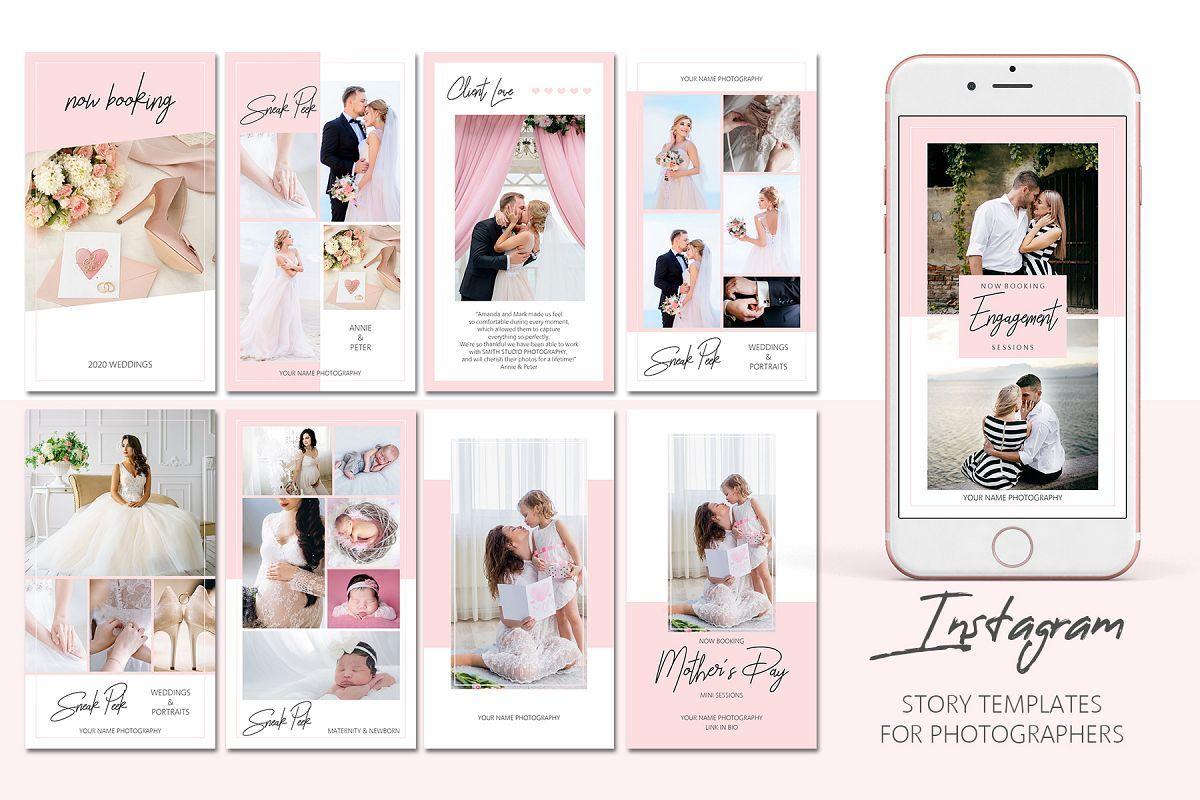 Photography branding templates