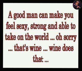 :) wine please