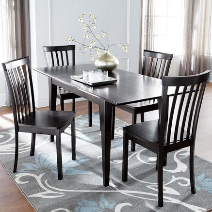 Jarvis Dining Table With Butterfly Leaf