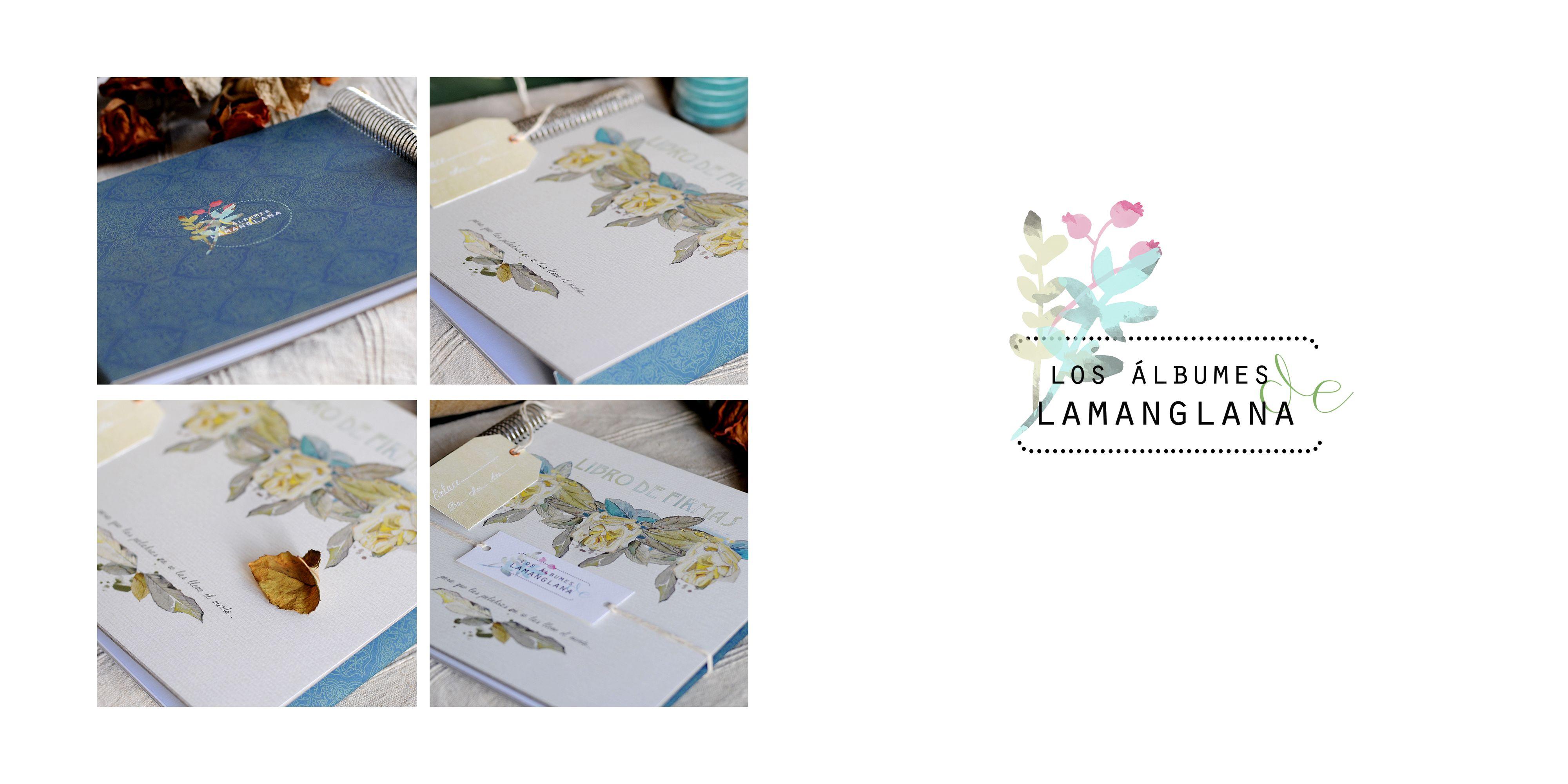 libro de firmas para bodas, espiral de metal. Guest book for wedding