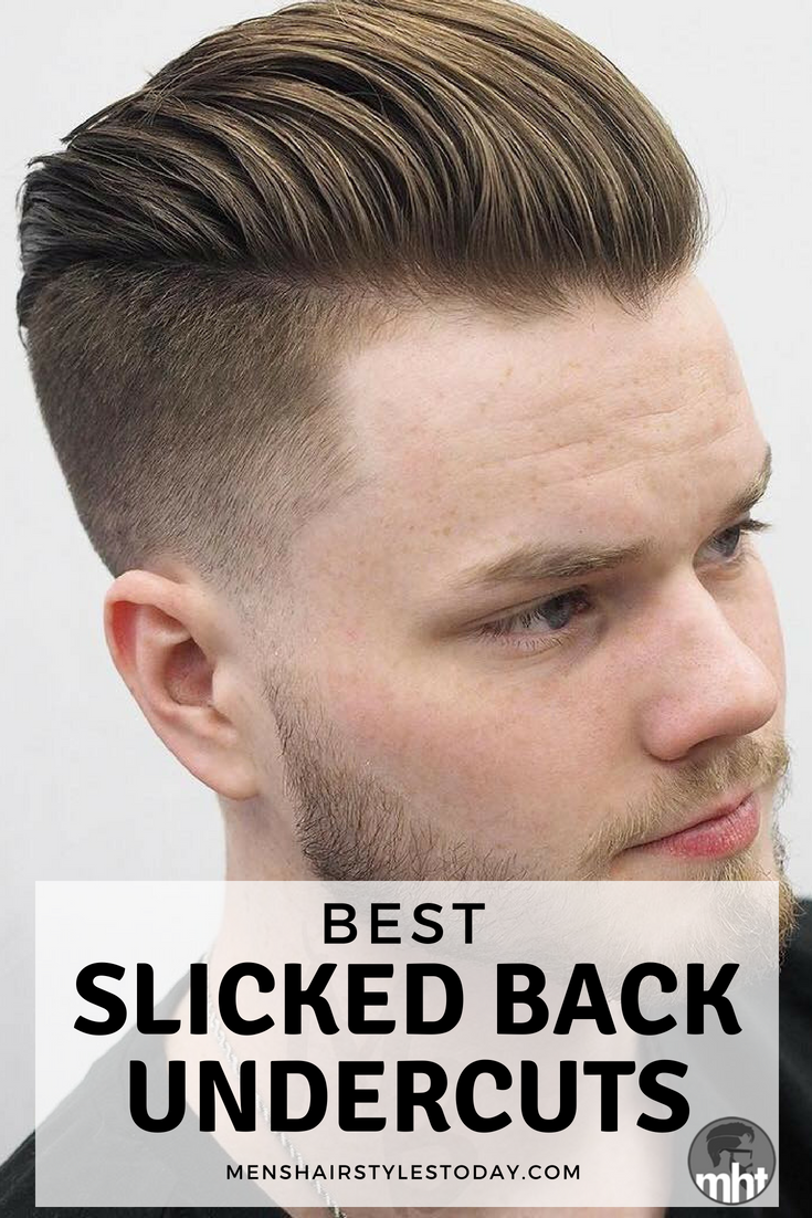 10++ Best hair product for slicked back undercut ideas in 2021