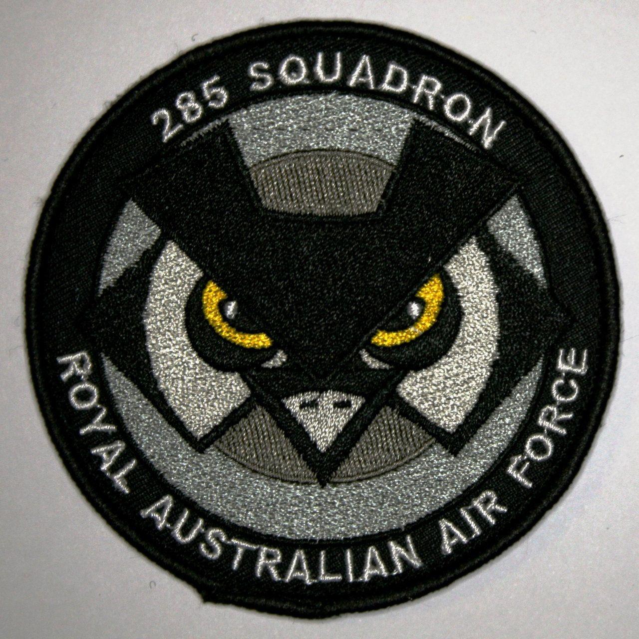 285 Sqn Uniform Patch Round (With images) Uniform patch