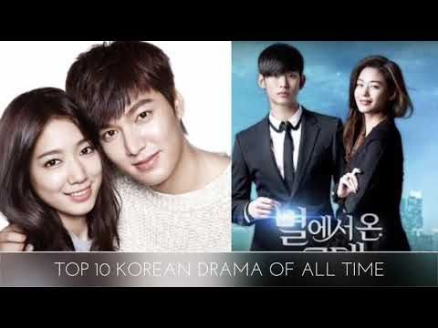 Top 10 Korean Drama Of All Time — TTCT
