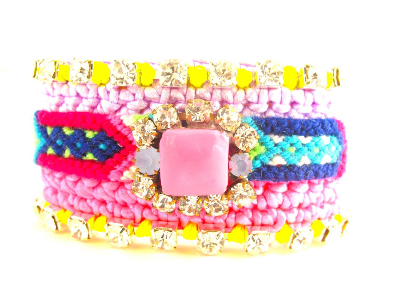 Pin by olivia langley on neon pinterest friendship bracelets