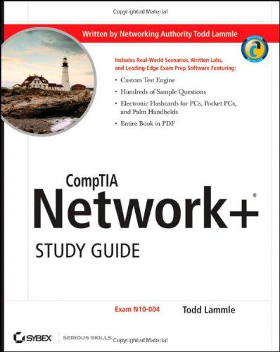 Bestseller Books Online Comptia Network Study Guide Exam N10 004 Todd Lammle 26 99 Http Www Ebooknetworking Ne Study Guide Networking Computer Knowledge