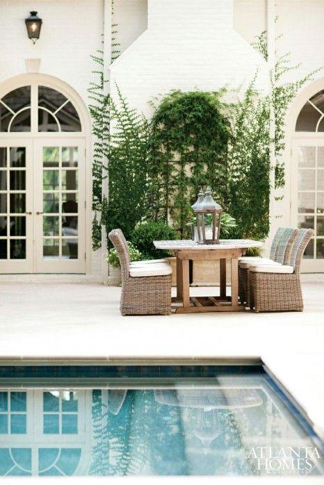 Outdoor Living | interiors | DustJacket Attic