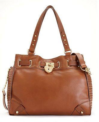 Juicy Couture Handbag, Daydreamer Leather Satchel - Handbags & Accessories - Macy's