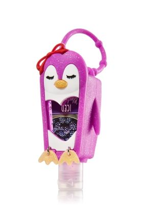 Girl Penguin Pocketbac Holder Bath Body Works Cute Little