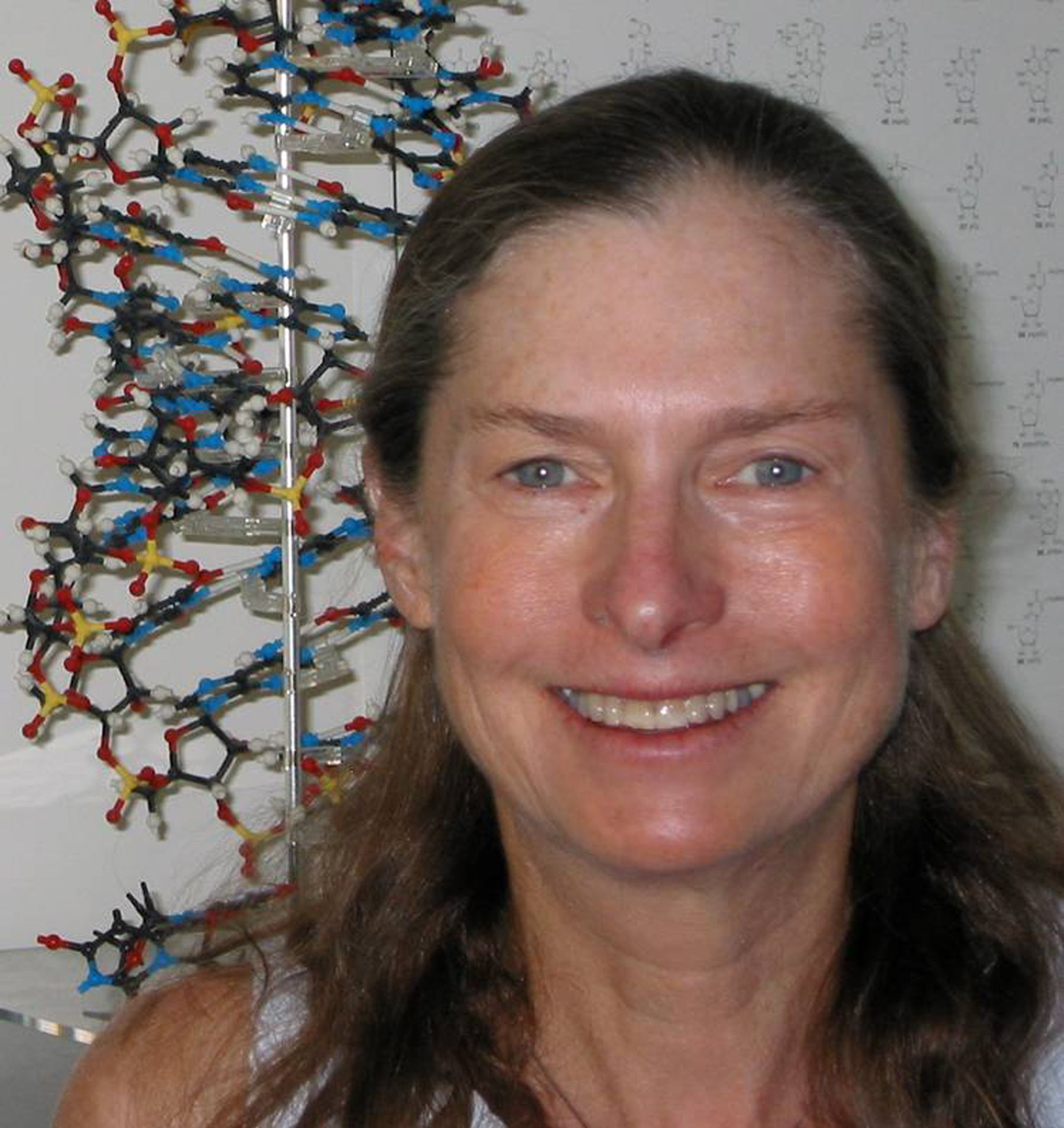 Brenda Bass, distinguished professor of biochemistry at the University of Utah.  Was president of the RNA society, an HHMI investigator, does beautiful work on RNA binding proteins...and is extremely fun to talk to.