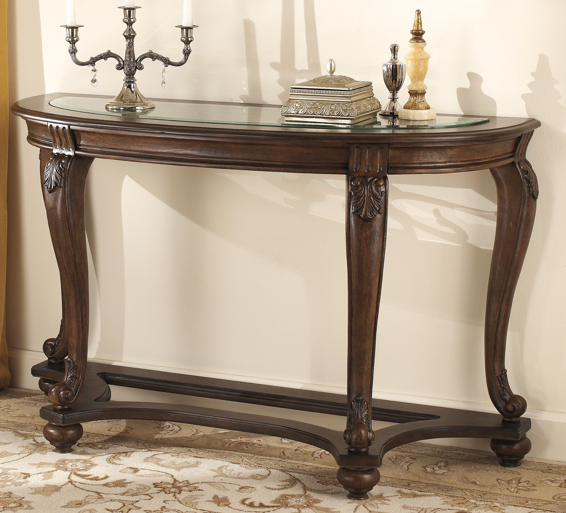 sparta sofa table t499 4 occasional tables from ashley at