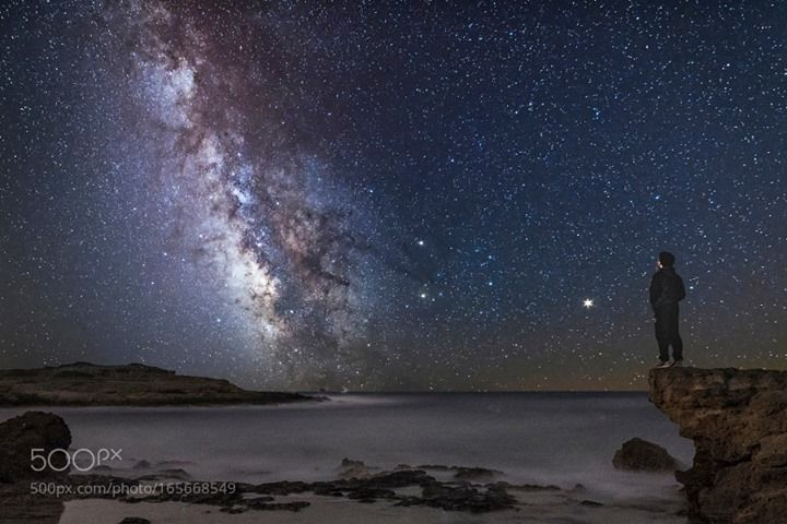 Pin by Milky Way on Milky Way | Milky way, Shutter speed