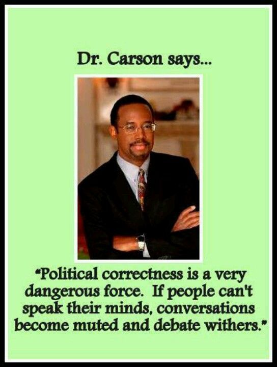 dr benjamin carson speech outline Ben carson's chilling god complex: the commencement speech i dr ben carson is at carson's ridiculous, self-important speech that.