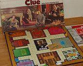 Clue. Still play it w/ my kids.