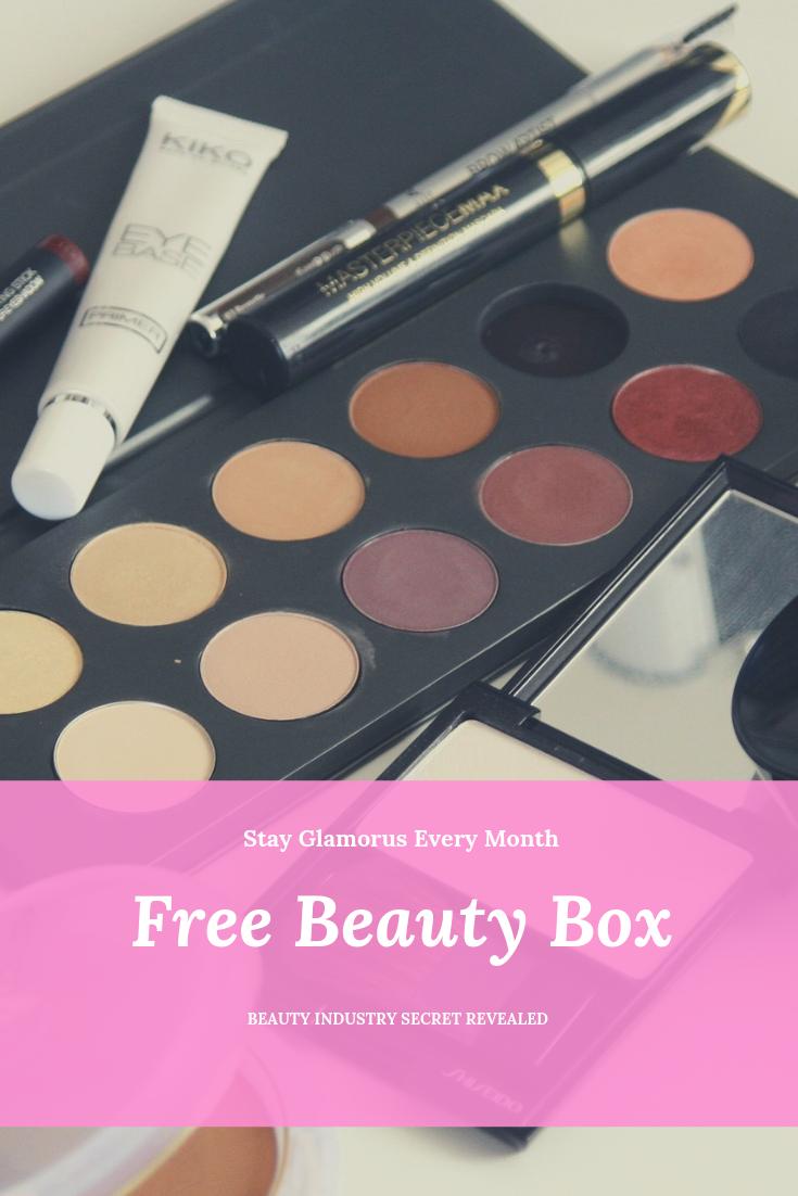 How Do I Get Free Makeup Samples Sent To My House Free Beauty Samples Free Beauty Products Free Makeup Samples