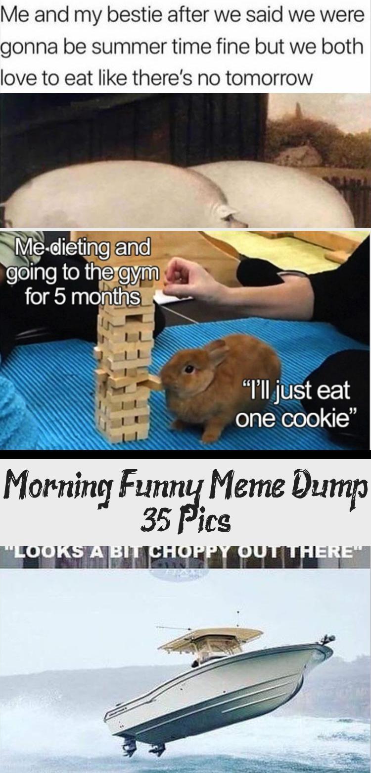 Morning Funny Meme Dump 35 Pics Humor in 2020 Morning