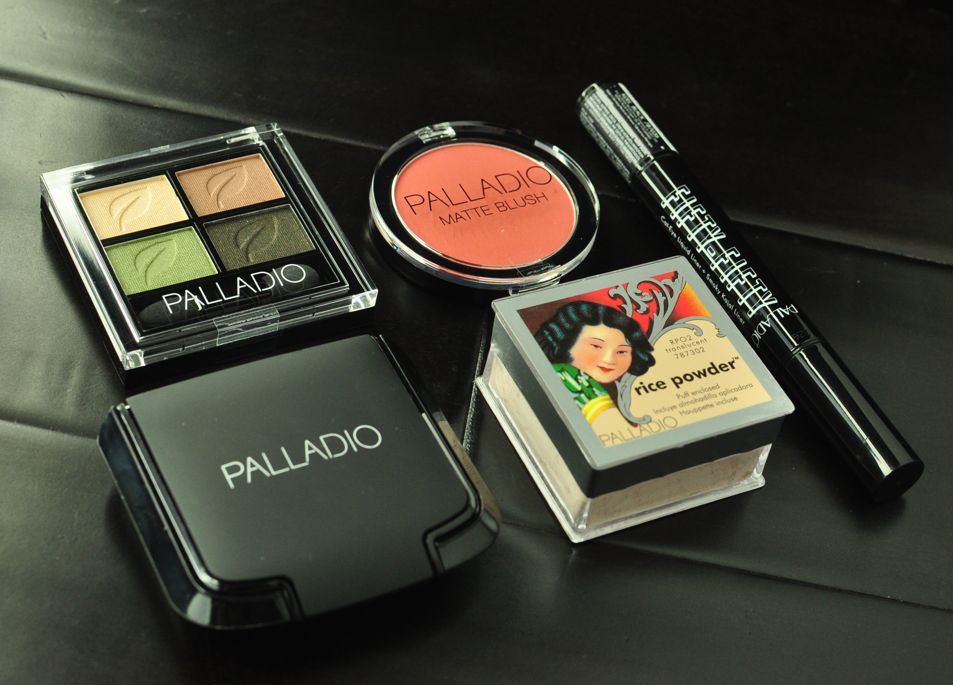 Palladio Beauty Makeup Review and Swatches Makeup