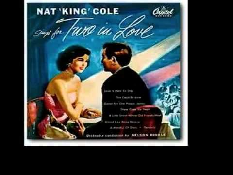 Almost Like Being In Love - Nat King Cole
